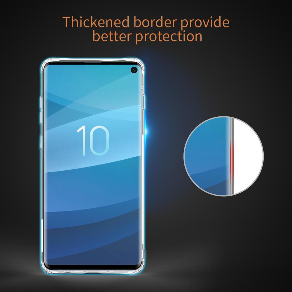 Nillkin Nature Series TPU case for Samsung Galaxy S10