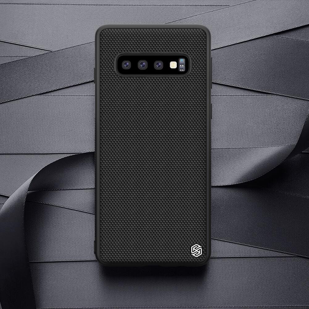 Nillkin Textured nylon fiber case for Samsung Galaxy S10 Plus (S10+)