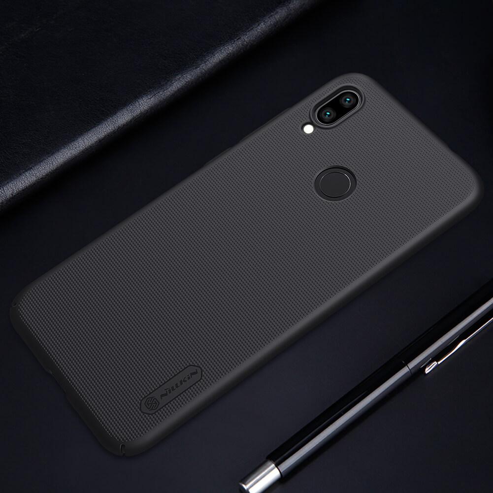 Nillkin Super Frosted Shield Matte cover case for Xiaomi Redmi Note 7