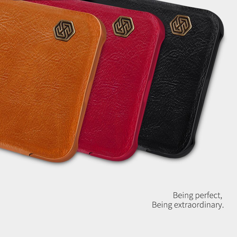 Nillkin Qin Series Leather case for Xiaomi Redmi Note 7