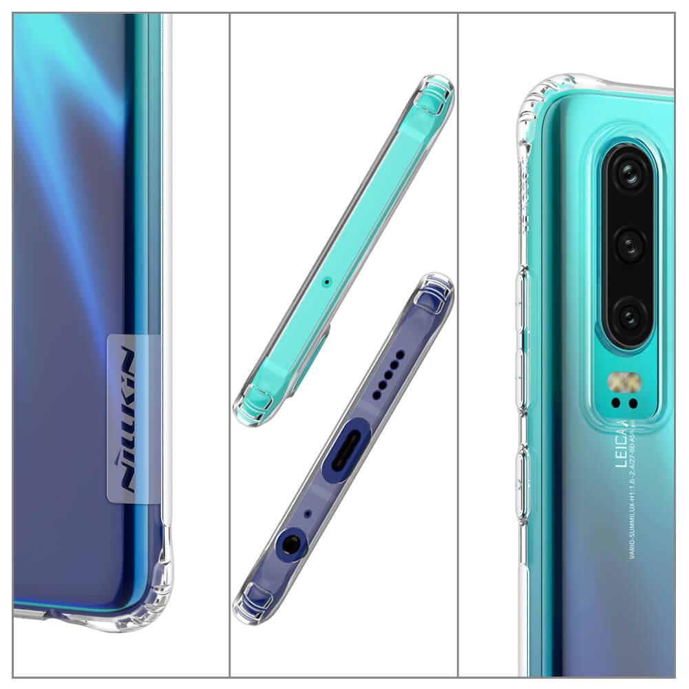 Nillkin Nature Series TPU case for Huawei P30