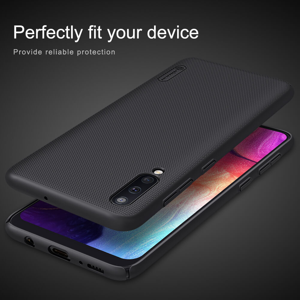 Nillkin Super Frosted Shield Matte cover case for Samsung Galaxy A50