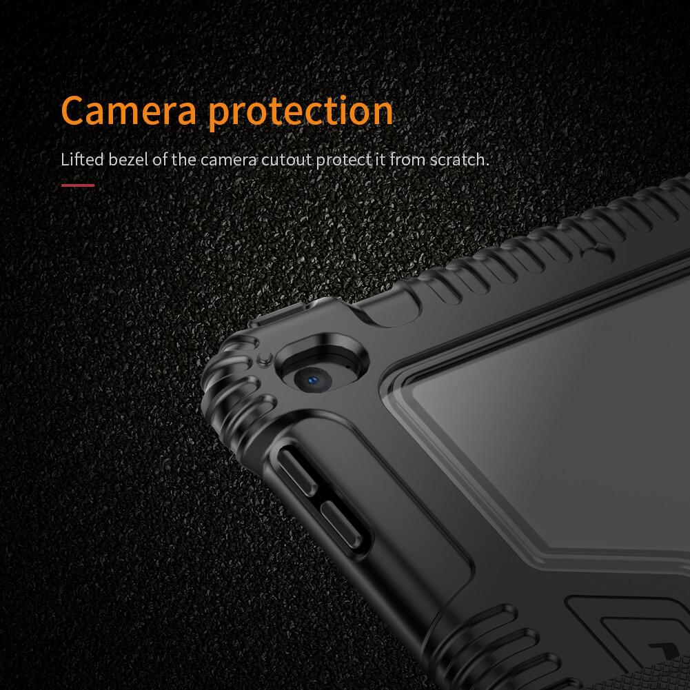 Nillkin Bumper Leather cover case for Apple iPad Mini (2019), iPad Mini 4