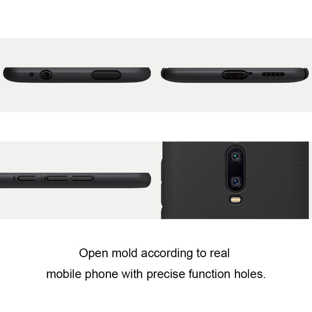 Nillkin Super Frosted Shield Matte cover case for Xiaomi Redmi K20, K20 Pro (Xiaomi Mi9T, Mi9T Pro)