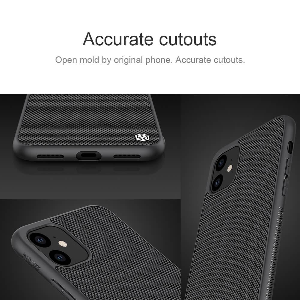 Nillkin Textured nylon fiber case for Apple iPhone 11 6.1