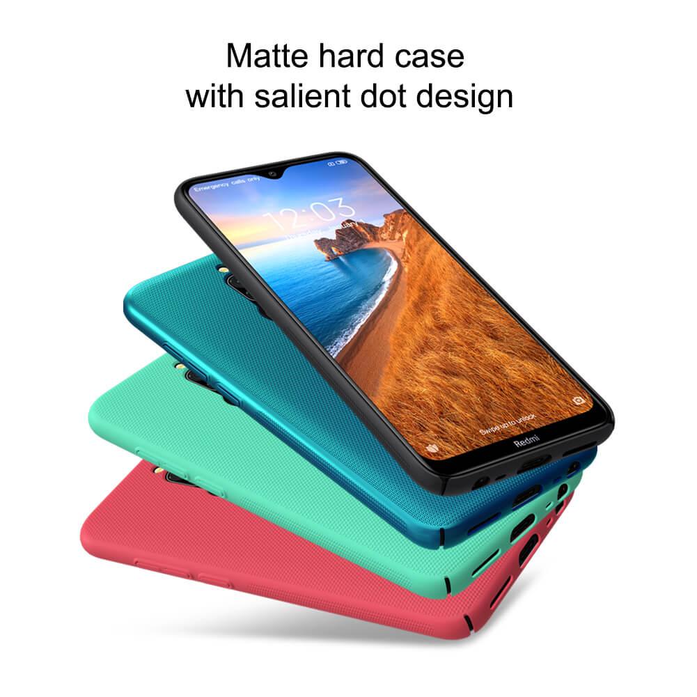 Nillkin Super Frosted Shield Matte cover case for Xiaomi Redmi 8