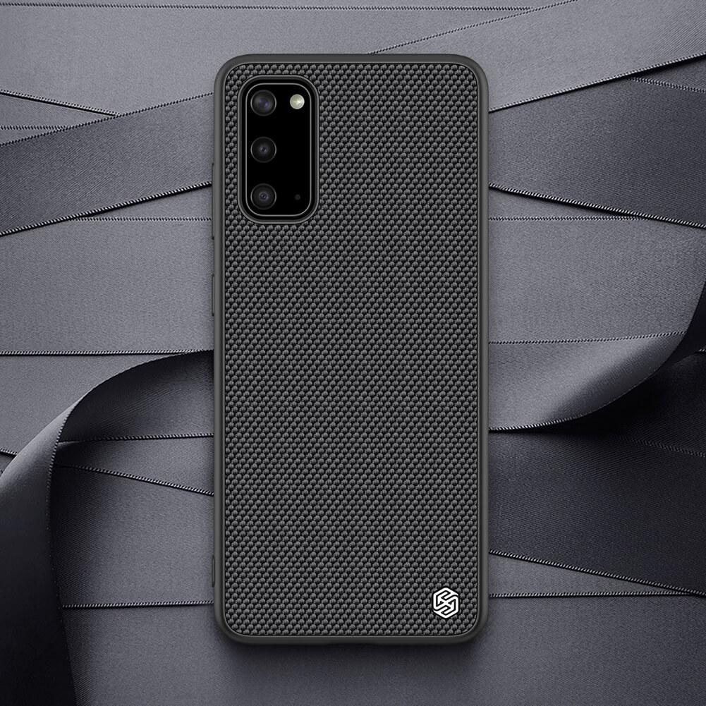 Nillkin Textured nylon fiber case for Samsung Galaxy S20 (S20 5G)
