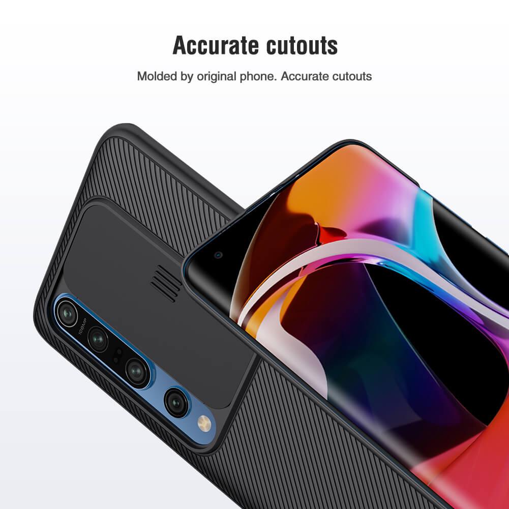 Nillkin CamShield cover case for Xiaomi Mi10, Mi 10 Pro
