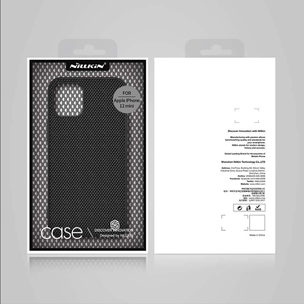 Nillkin Textured nylon fiber case for Apple iPhone 12 Mini 5.4