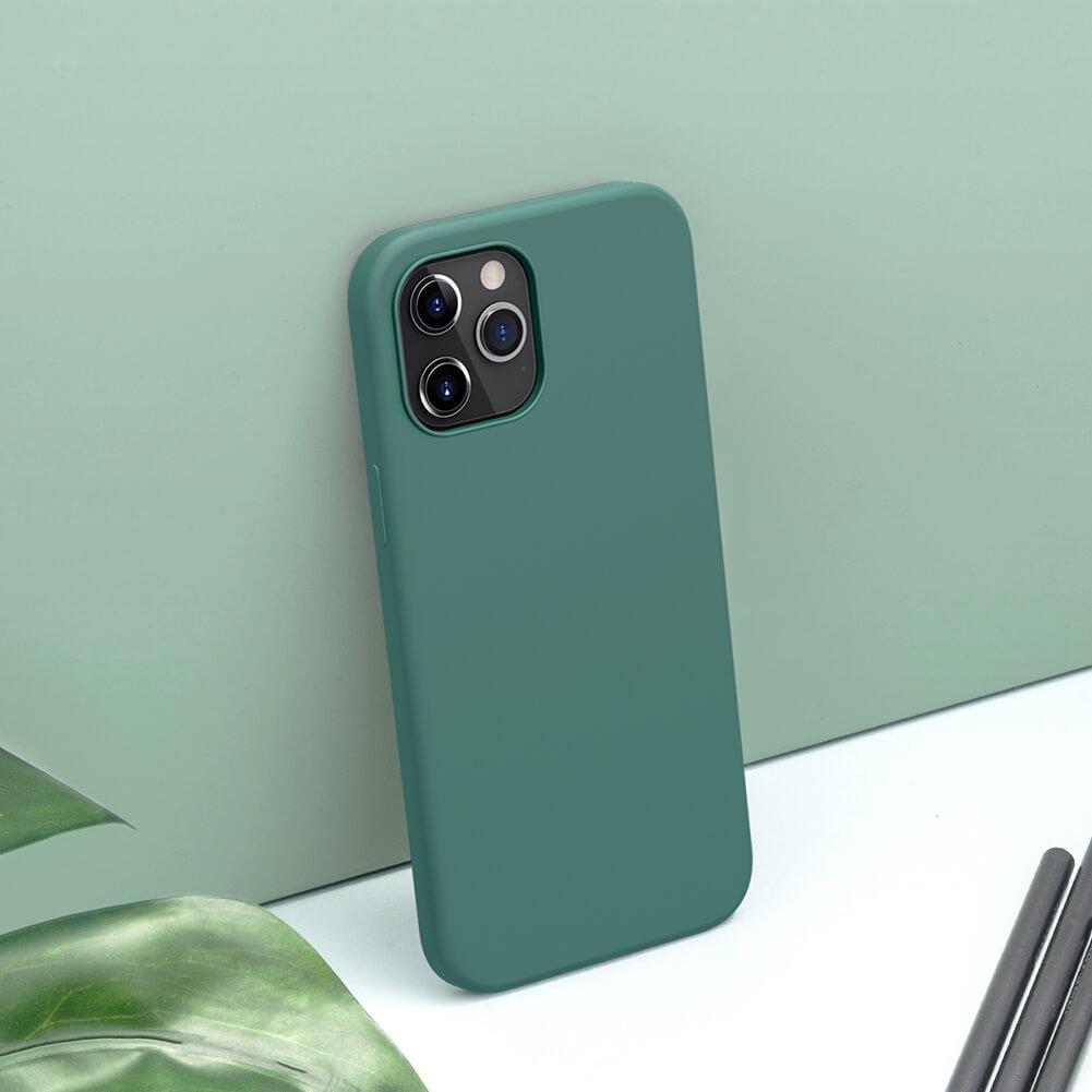 Nillkin Flex PURE cover case for Apple iPhone 12 Pro Max 6.7