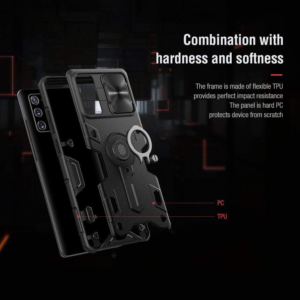 Nillkin CamShield Armor case for Samsung Galaxy Note 20