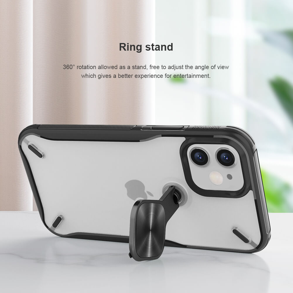 Nillkin Cyclops series camera protective case for Apple iPhone 12 Mini 5.4 [sending at the end of November]