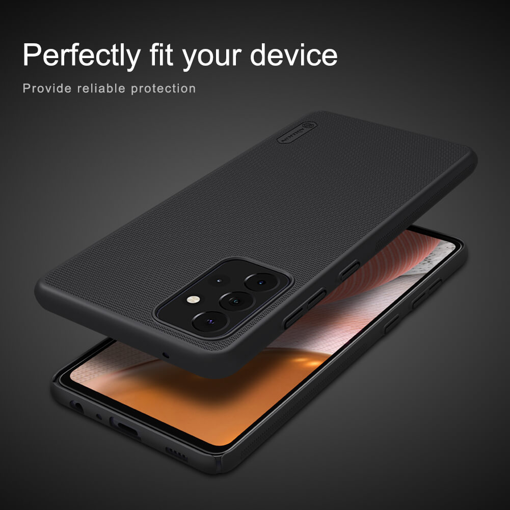 Nillkin Super Frosted Shield Matte cover case for Samsung Galaxy A72 4G, A72 5G